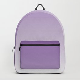 Lavender Ombre Backpack