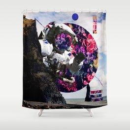 Astro Pop Shower Curtain