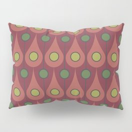 Maggie in Red Pillow Sham
