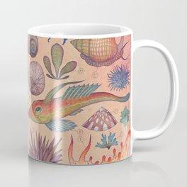 Aequoreus vita II / Marine life II Coffee Mug