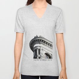 Top of the Iron Unisex V-Neck