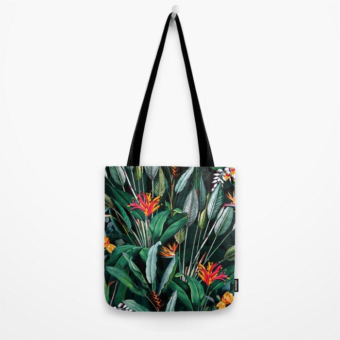 Midnight Garden V Tote Bag