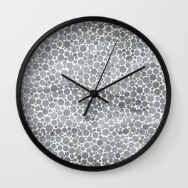 Deficiency Wall Clock