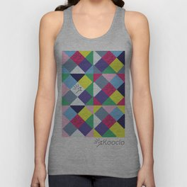 Chequered 1.0 Unisex Tank Top