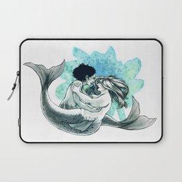 Mermaid Girlfriends Laptop Sleeve