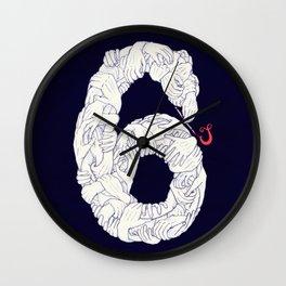 S6 Tee - Many Wall Clock