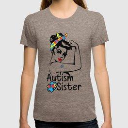 Autism Sister T-shirt