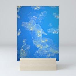 Jellies Jellyfish by Reay of Light Photography Mini Art Print