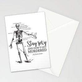Stay Sexy - MFM Stationery Cards