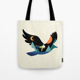 I Believe I Can Fly Tote Bag
