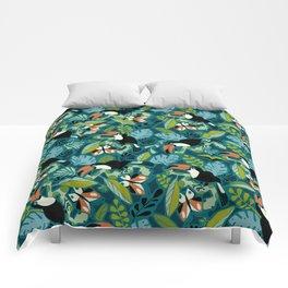 Toucan Tropics Comforters