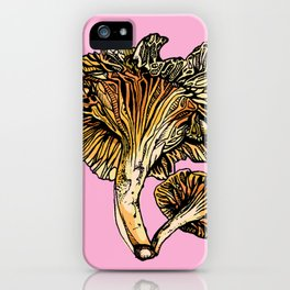 Chanterelle iPhone Case