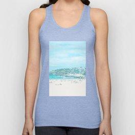 Bondi Beach Haze Unisex Tank Top