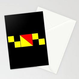 Nautical Signal Flags   LOL Laughing Out Loud! Stationery Cards