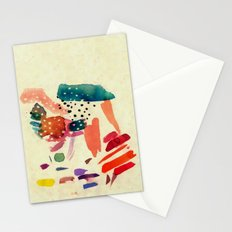 End of rain Stationery Cards