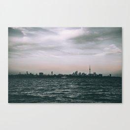 6ix Views Canvas Print