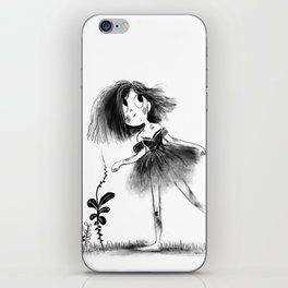 Gutter Girl iPhone Skin