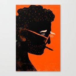 Bolaño Canvas Print