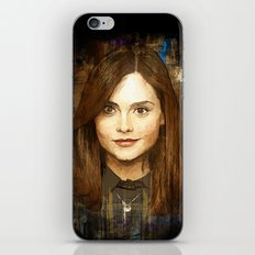 The Impossible Girl iPhone & iPod Skin
