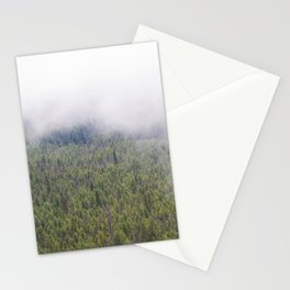 Forest From Above Stationery Cards