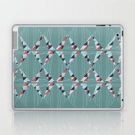 Modern Triangles  Laptop & iPad Skin