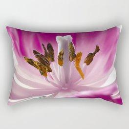 Pink tulip 0169 Rectangular Pillow