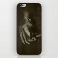 Grunge Bang Bang Nails Sofia iPhone & iPod Skin