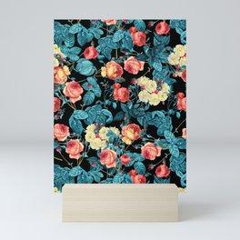 NIGHT FOREST XII Mini Art Print
