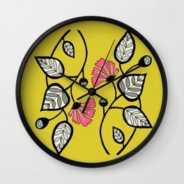 tanto tiempo Wall Clock