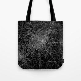 Greensboro map Tote Bag