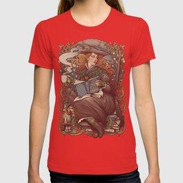 NOUVEAU FOLK WITCH T-shirt