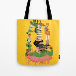 SURREAL KNOWLEDGE Tote Bag