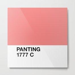 Panting 1777 C Metal Print