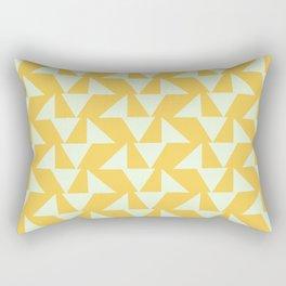Yellow Summer  Rectangular Pillow