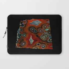 Condor Eye Agate Laptop Sleeve