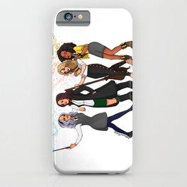 HP LM iPhone Case