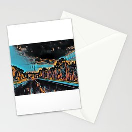 Rain Drops East Tennessee Stationery Cards