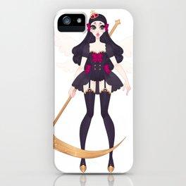 Kirie Charbonnier iPhone Case