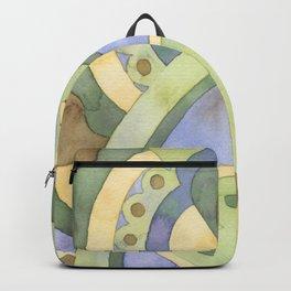 Mandala Circus1 Backpack