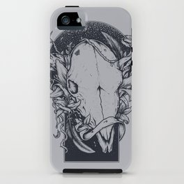 Mind the night iPhone Case