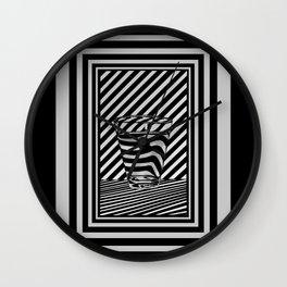 Trippin' Tequila Wall Clock