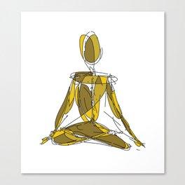 Yôgin Canvas Print