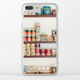 The General Store Clear iPhone Case