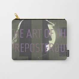 The Art of the Preposterous Lie Carry-All Pouch