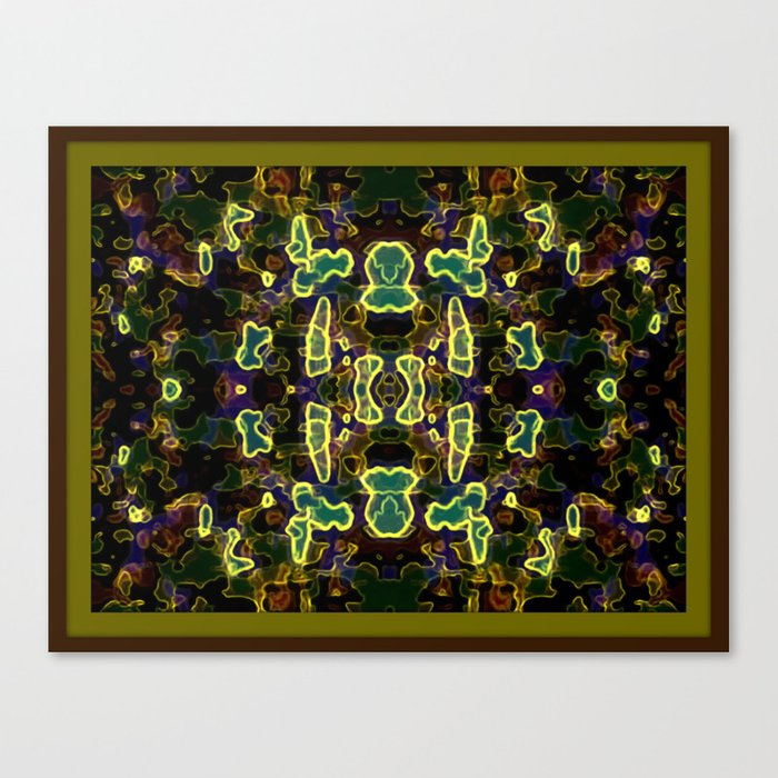 The Source Canvas Print