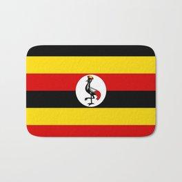 Flag of Ugandan Bath Mat