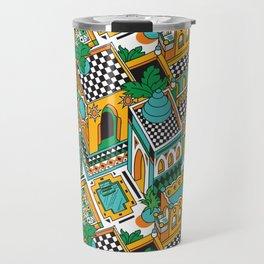 Marrakesh Travel Mug