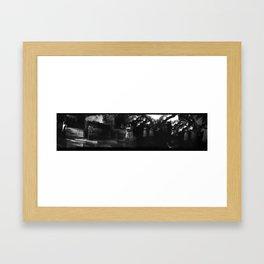PANS : Tara & Rick : 8 Framed Art Print