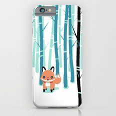 Fox in the Forest iPhone 6s Slim Case