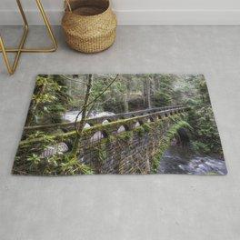 Bridge Over Troubled Waters Rug